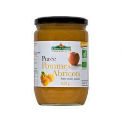 Purée de pommes abricots - Coteaux Nantais - 630g