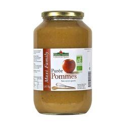 Purée de pommes - Coteaux Nantais - 1,650kg