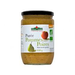 Purée de pommes poires- Coteaux Nantais - 630g