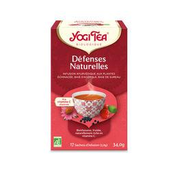 Infusion ayurvédique Défenses naturelles en sachet - Yogi Tea