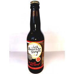 Bière brune BIO La Nuit des Temps - Les Bières du temps - 33cl