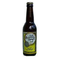 Bière blonde BIO Au fil du Temps - Les Bières du temps - 75cl