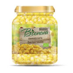 Maïs doux BIO - Bionova - 340g