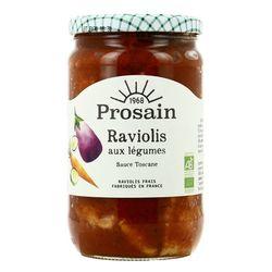 Raviolis aux légumes BIO - Prosain - 1kg