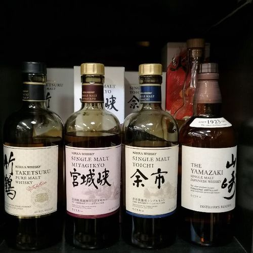 Whiskys Japonais