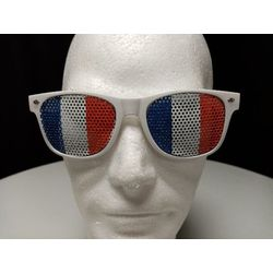 Lunettes supporter blues France