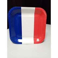 Assiette France x10