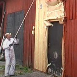 Peinture suédoise à la farine en KIT