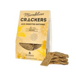 Crackers - SESAME  (90g)