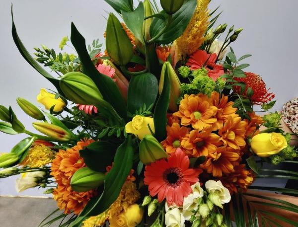 Bouquet d'automne - image 1